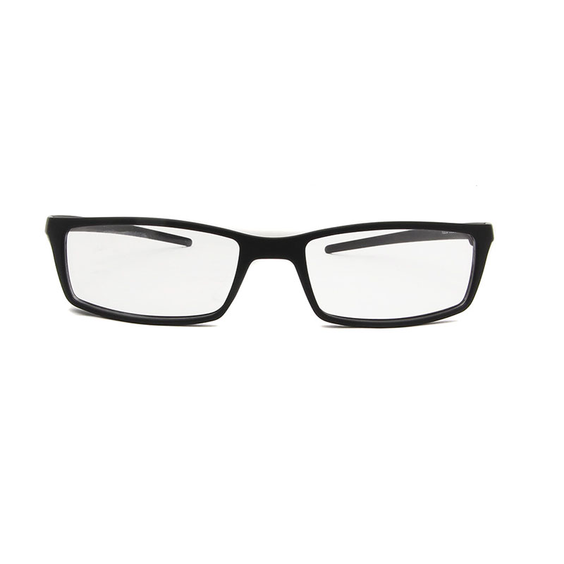 ESNBIE Fashion Glasses Frame Men Blue Brown TR90 Flexible Mens Eyeglasses Frames oculos de grau Prescription Eyewear