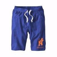 SexeMara Boys Summer Shorts Kids Sport Casual Shorts Baby Girl Summer Clothes Beach Pants Elastic Teen Child Clothing Age 3 9