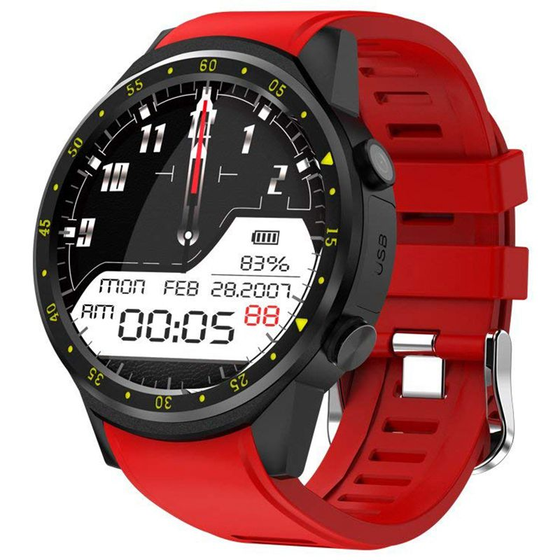 F1 Sport Smart Watch with GPS Camera Support Stopwatch Bluetooth Smartwatch SIM Card Wristwatch for Android IOS PhoneF1 Sport Smart Watch with GPS Camera Support Stopwatch Bluetooth Smartwatch SIM Card Wristwatch for Android IOS Phone