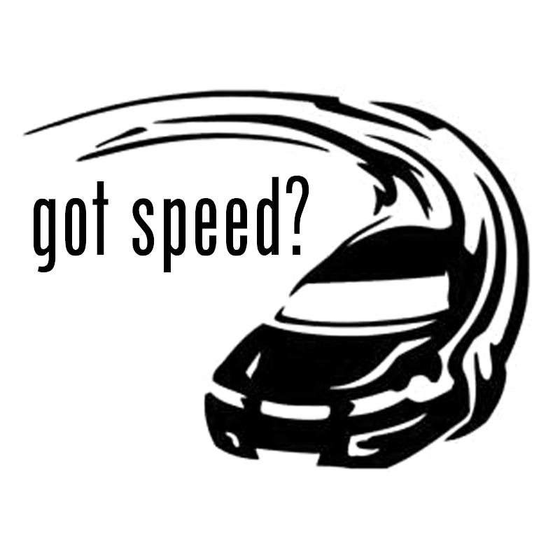 179cm134cm Got Speed Car Sticker Fashion Car Styling