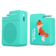 Mifa mifi-i4 Portable speaker 3.5mm Audio Plug Mobile Phone Speaker Hands-Free Stereo Mini speaker for smart phone