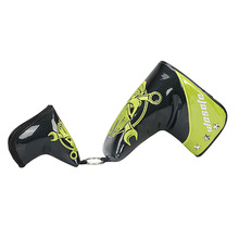 цена на NEW  Bright surface PU Golf Putter Cover Protect Headcover  Golf Blade Cover golf Accessories free shipping