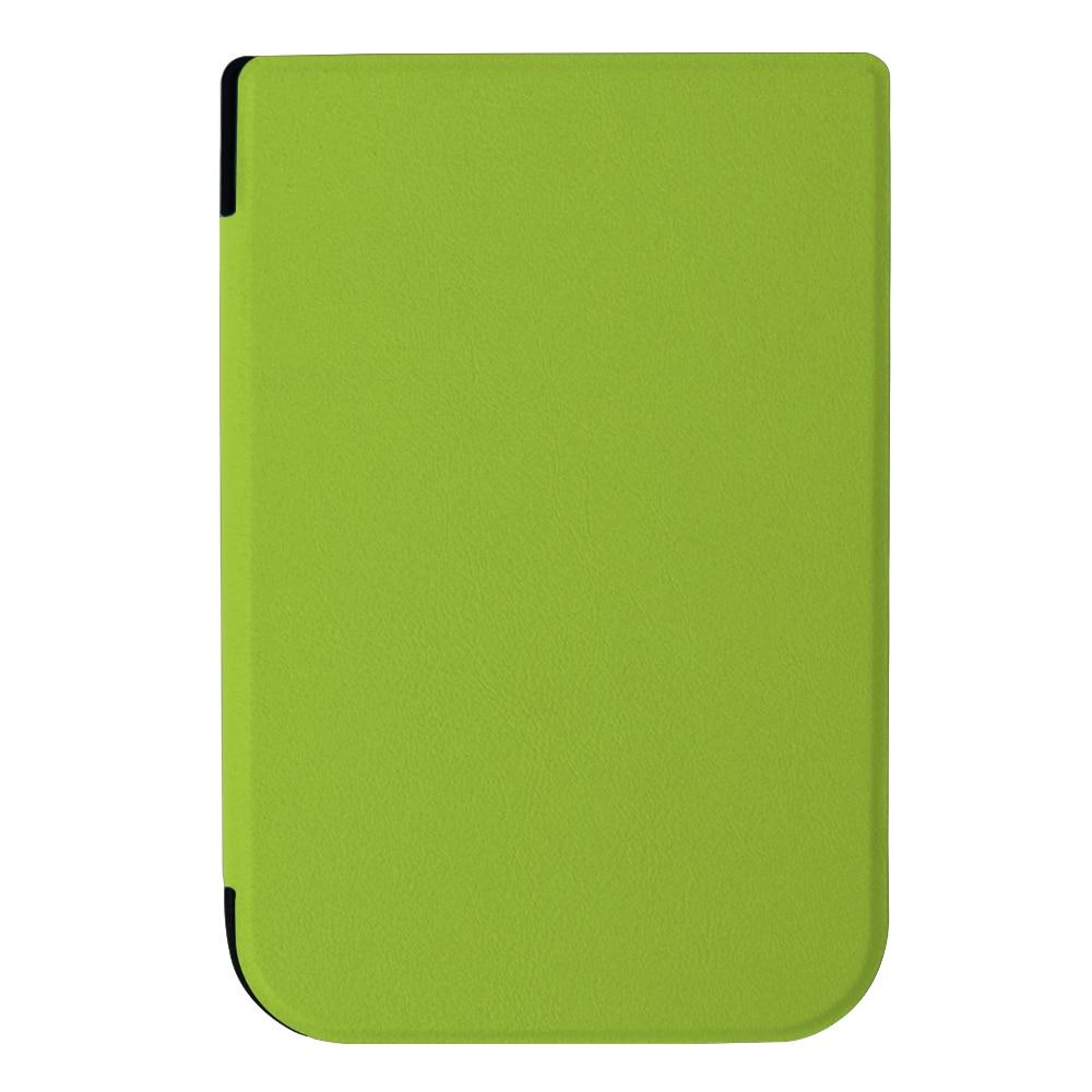 Auto Sleep Smart PU funda de cuero para 2016 pocketbook touch HD 6 - Accesorios para tablets - foto 3