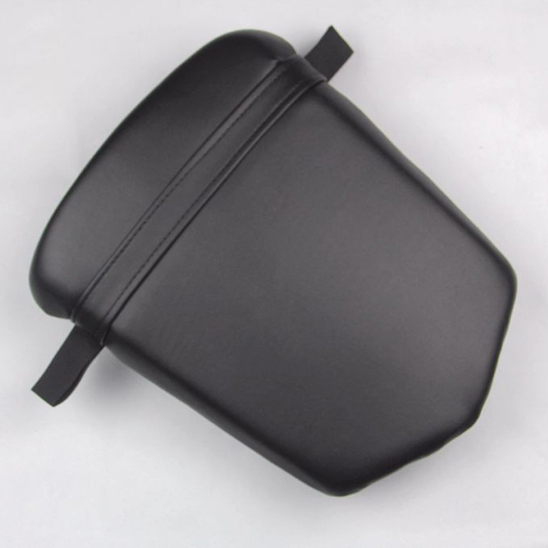 Black Motorcycle Rear Passenger Pillion Seat For Yamaha YZF R1 2000 2001 YZF R1 YZFR1 00 01 Motorbike Seat Cushion Pad