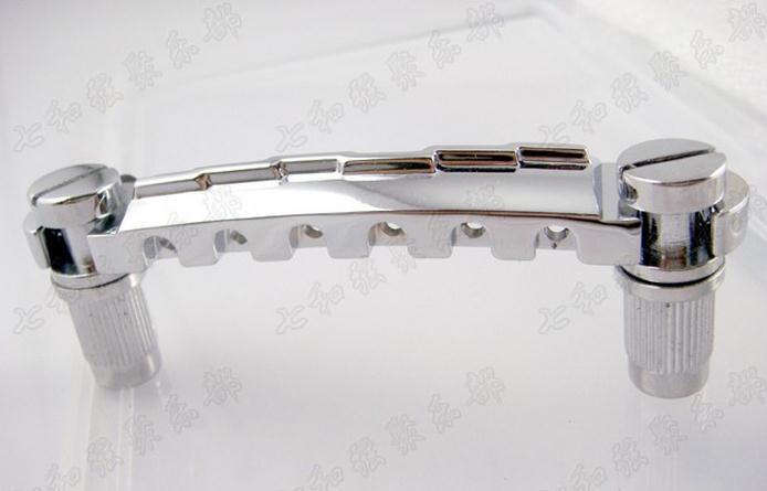 6 Cuerdas Puente de La Guitarra Eléctrica Partes de Guitarra de Alta calidad ins