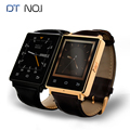 No. 1 d6 3g smart watch suporte gps wifi tela de 1.63 polegada mtk6580 quad core 450 mah smartwatch pedômetro freqüência cardíaca para ios Android