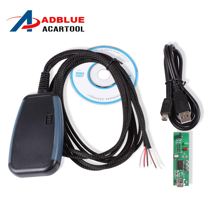 Prix pour Nouvelle Arrivée Top Qualité Camion AD Bleu Émulateur 7 en 1 Avec Adaptateur Programmation 7-en-1 Adblue Émulateur 7in1 adblue Livraison gratuite