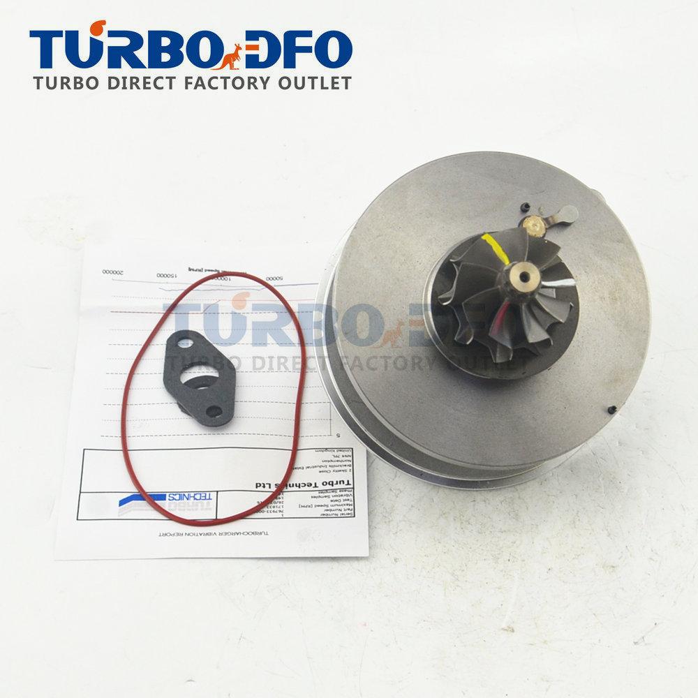 Turbocharger GTA2052VK turbo core assembly CHRA turbine cartridge 767933-0008 for Ford Transit VI 2.2 TDCI Duratorq 85KW / 103KW