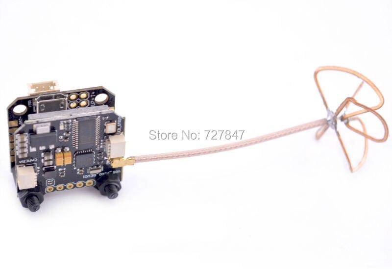 PIKO BLX Micro Flight Controller w/ VTX-OSD VTX OSD Board 40CH 5.8G 25mw-200mw Integrated OSD RHCP high quality micro minimosd minim osd