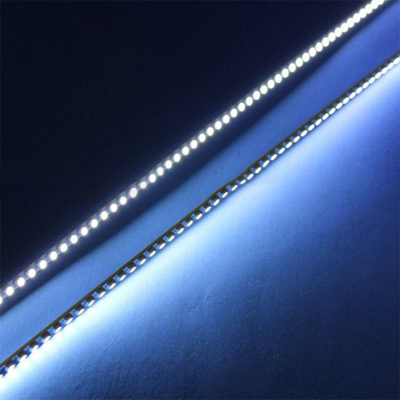 Universal LED Backlight Lamps Update Kit For LCD Monitor 2 LED Strips Support To 24'' 540mm R20