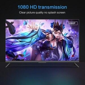 Image 3 - HDMI זכר לנקבה כבל 3FT 1 M מחבר מתאם יציאת 1080 P עבור HDTV הארכת מחשב