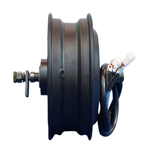 Image 5 - Cost effctive QS 3000W 40H V1.12 BLDC In Wheel Hub Motor for electric scooter