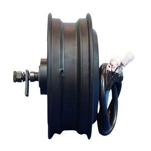 Image 5 - تكلفة effctive QS 3000W 40H V1.12 BLDC في محور عجلات موتور كرسي متحرك سكوتر