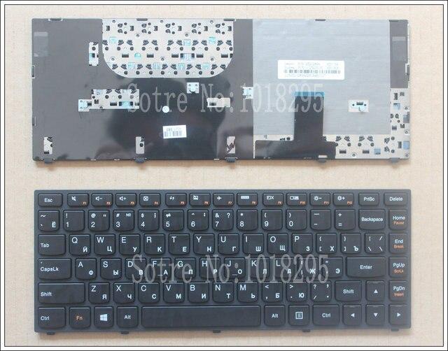 New RU Russian Keyboard For Lenovo Ideapad Yoga 13 V-127920FS1 25202897 Black Laptop Keyboard