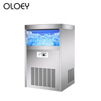 Commercial ice Machine Milk Tea Coffee Shop KTV Special intelligent ice Machine