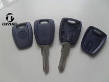 Пустой Сменный ключ транспондер корпус для fiat palio (можно