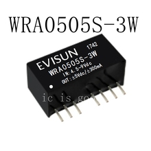 2PCS WRA0505 WRA0505S-3W