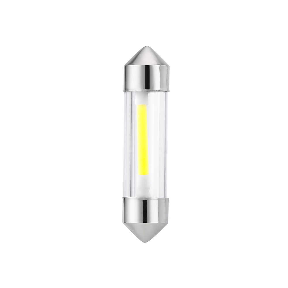5 uds C5W 12V Festoon 31mm 36mm 39mm 41mm C10W c5w LED lámpara interior SMD 6000K blanco c5w Auto luz led para coche de estilo