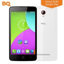 D'origine TCL 302U MT6735M 1.0 GHz Quad Core 5.0 pouce Écran Android 4.4 1 GB RAM 8 GB ROM 5MP Dual SIM Moins Cher 4G Smartphone(China (Mainland))