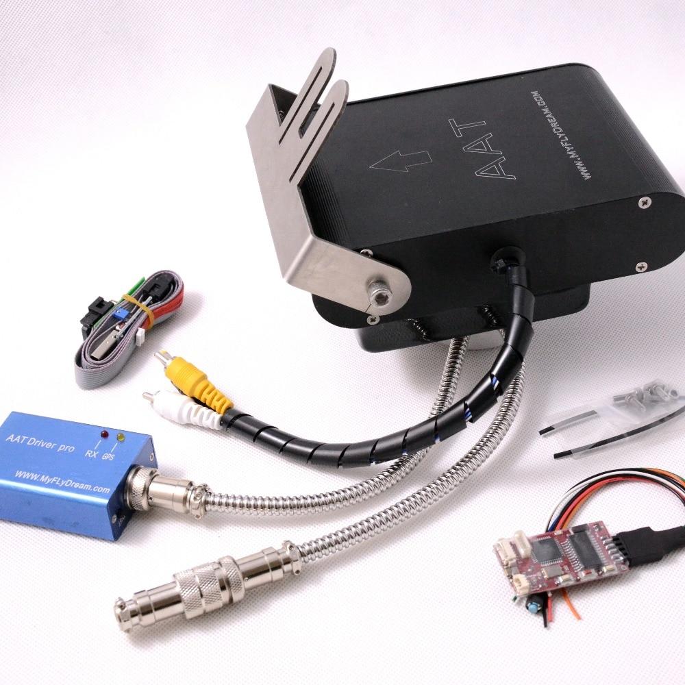 Canais 12 MyFlyDream AAT MFD Rastreador Antena Automática Para Estação Terrestre FPV Sistema