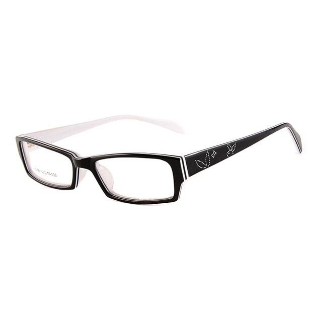 5605b938771 Toptical Brand Designer Glasses Frame Myopia Women Eyeglasses Frames  Reading Glasses Optical Vintage Eyewear