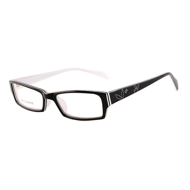 Toptical Grife Óculos de Armação Armação Miopia Mulheres Óculos Armações de Óculos de Leitura Óptica Óculos Vintage