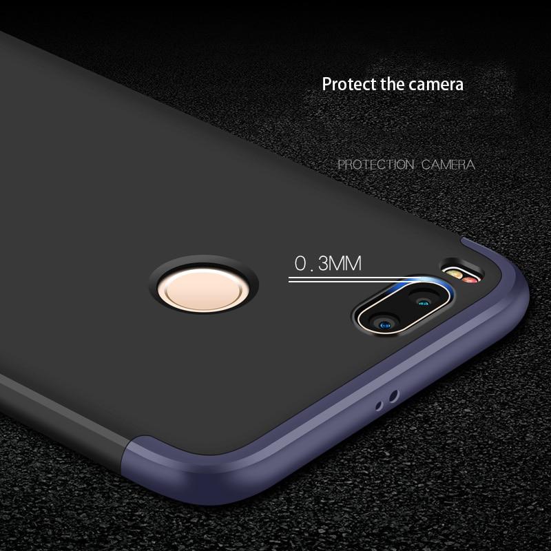 huge discount d3a39 6a74e US $4.49 10% OFF|Toraise For Xiaomi Mi A1 Case 360 Full Protection + Ultra  Thin Protective Cover Case For Xiaomi Mi 5X MiA1 Phone Bag Coque Funda-in  ...