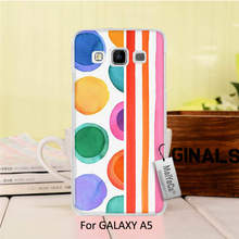on sale luxury cool black phone accessories for galaxy a5 2015 case crayola dots stripes colorful - Crayola Color Online