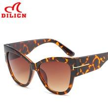 b7a914450e6 DILICN Fashion Vintage Super Star Oversized Sunglasses Women Brand Designer  Big Frame Sun Glasses Ladies Retro