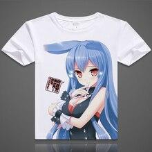 Envío gratis Mondaiji-tachi ga Isekai kara Kuru soudesuyo T Shirt Tops camisa japonesa Anime cosplay hombre mujer camiseta