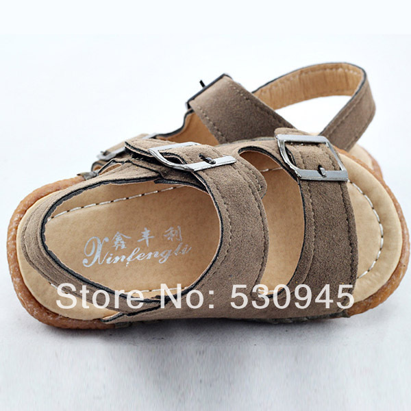 885b7e161 Pu leather Children Kids baby summer shoes
