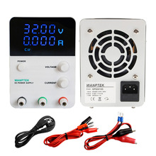 Wanptek GPS3010D 30V10A Adjustable High-Precision Digital Display Regulated Power Maintenance Laboratory power supply