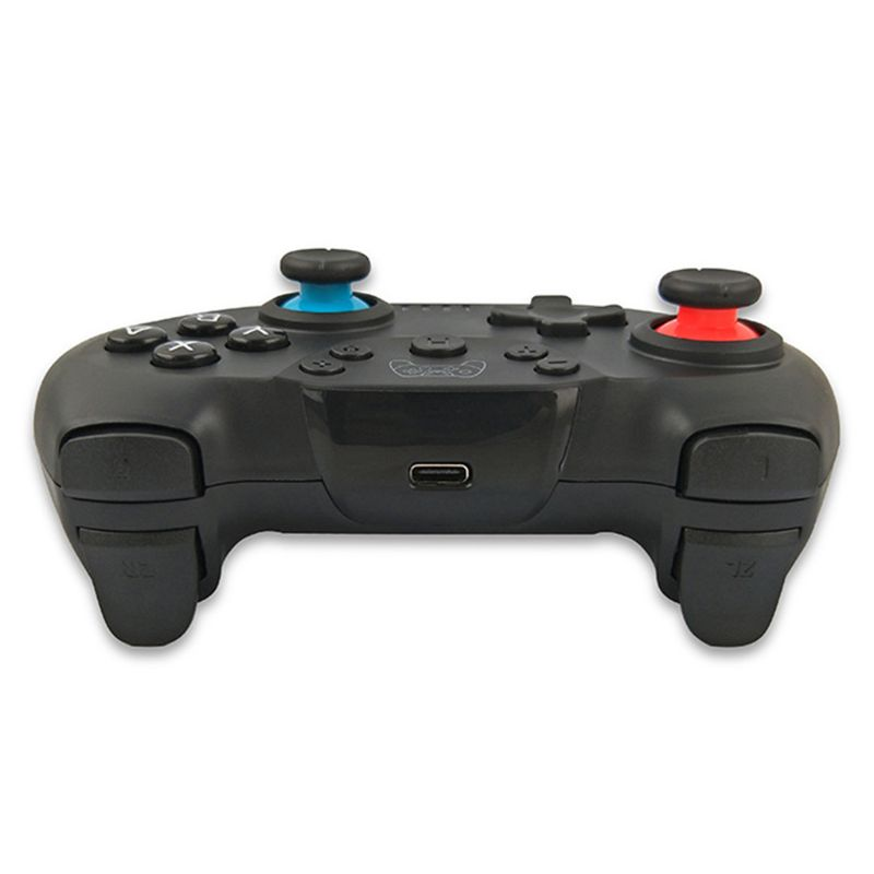 Premium New Wireless Pro Game Controller Gamepad Joypad Remote for Nintend Switch Console Black in Gamepads from Consumer Electronics