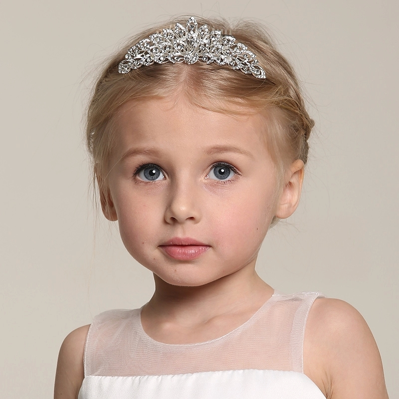 Hair Accessories Baby Girls Headbands Flowers Crown Wedding Accessory Floras Headband For Girl Headwear Hairbands In From Mother