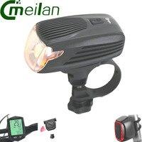 Meilan X1 Bicycle Light Front Light Meilan X6 Tail Lamp 16 LED Smart Bike Led Lamp