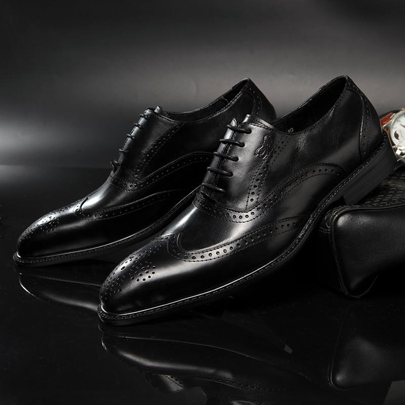Black Sozialen Business Kleid Shoes Hochzeit Formale Herren Designer Cnfiia Schuhe Mens Mode red Echtes Luxus Leder Shoes TOf1q0