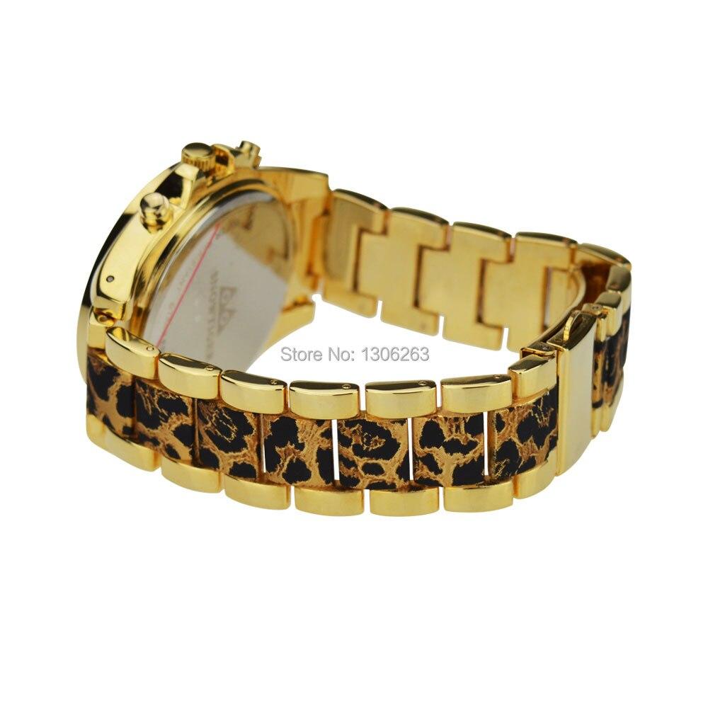 2016 Nowa znana marka złota Casual Genewa Zegarek kwarcowy kobiety - Męskie zegarki - Zdjęcie 5