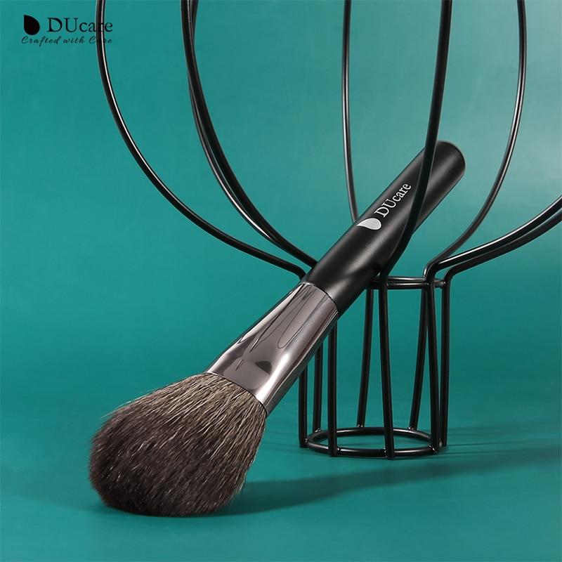 Maquillaje de rubor DUcare superior cepillo de pelo de cabra pelo - Maquillaje - foto 5