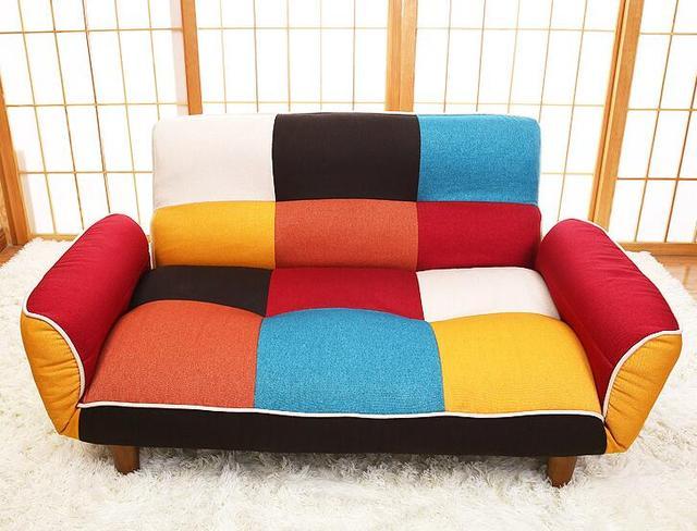 Patchwork Adjustable Sofa  3