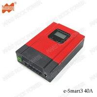 40A smart mppt solar controller for 12V, 24V, 36V, 48V PV system with RS485 communication function