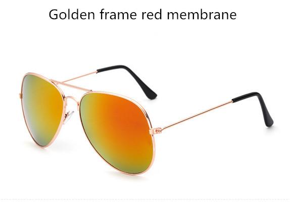 ASUOP2017 new men and women sunglasses pilots glasses high-end brand popular sun glasses goggles UV400 sunglasses sunglasses (7)