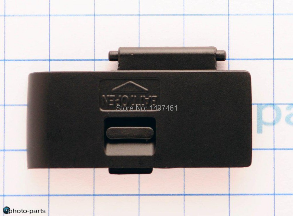 Battery door cover Succedaneum <font><b>repair</b></font> <font><b>parts</b></font> for <font><b>Canon</b></font> <font><b>EOS</b></font> <font><b>550D</b></font>;Rebel T2i;DS126271;KISS X4 SLR image