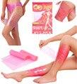 Sauna PVC Slimming Wraps Thigh Calf Belt Reusable Leg Wrap Lose Weight Anti Cellulite Washable  Body Shape Up Massage Products