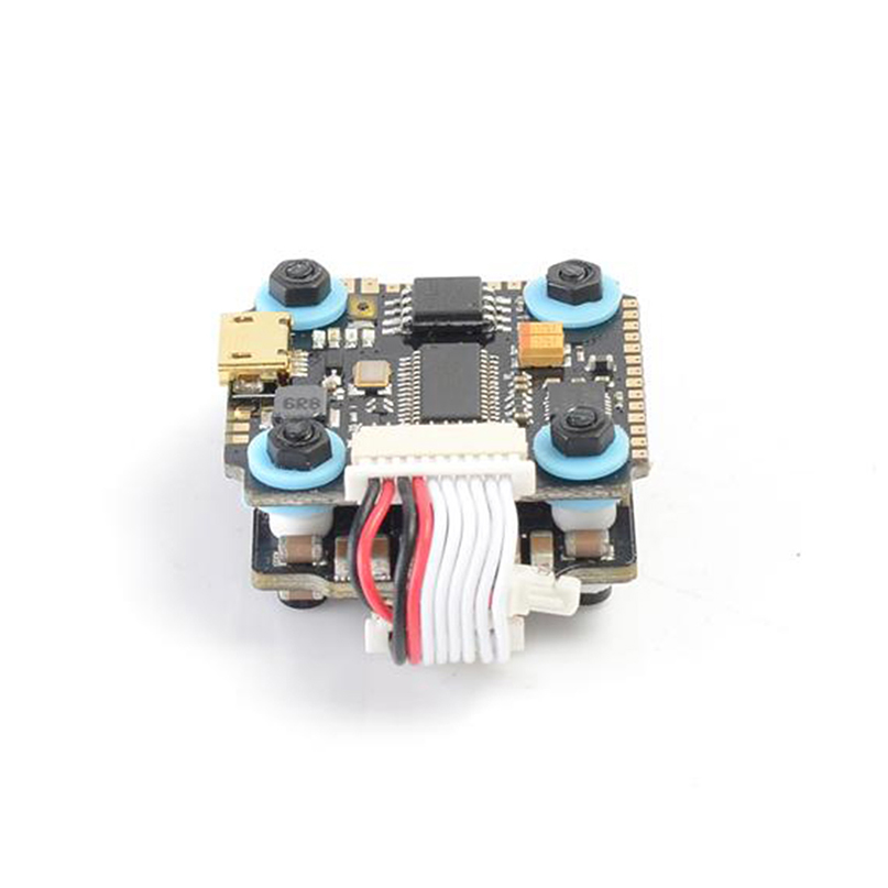 DIATONE <font><b>MAMBA</b></font> <font><b>F405</b></font> <font><b>MINI</b></font> POWER TOWER <font><b>F405</b></font> <font><b>Mini</b></font> Betaflight Flight Controller & F25 25A 2-4S DSHOT600 Brushless ESC FPV Racer Drone image
