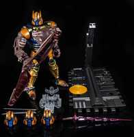 Lensple Transformation BW Dinobot MP 41 MP41 Beast Wars Tyrannosaurus Rex KO Dinosaur Warrior Action Figure Robot Toys
