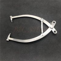 Large skull traction tong Stainless steel orthopedic Veterinary instrument tool