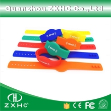 (3pcs/lot) 13.56MHz M1 S50 Waterproof Wristbands RFID Bracelets in Kindergarten and Access Control