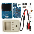 Exclusivo!!! Orignal Tecnologia DS0150 15001 K DSO-SHELL (DSO150) Kit DIY Osciloscópio Digital Com Habitação caso box Frete Grátis
