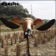 Xilei 도매 야외 헌팅 미끼 자석 방위 날개와 사냥 오리에 대한 6V 모터 오리 미끼 플라스틱 상품