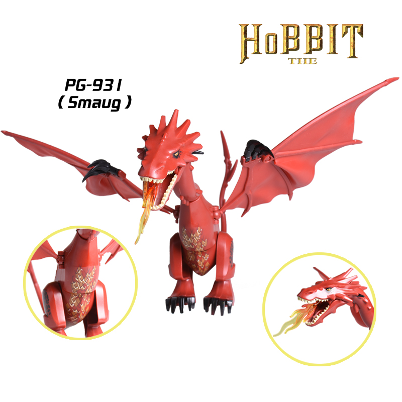 Diy figures The Hobbit Desolation of Smaug 79018 Lonely Mountain Dol Guldor Battle Building Blocks Lord of the Rings Kids Toys pg931 the hobbit desolation of smaug 79018 the lonely mountain dol guldor battle building blocks educationa compatible with lpin